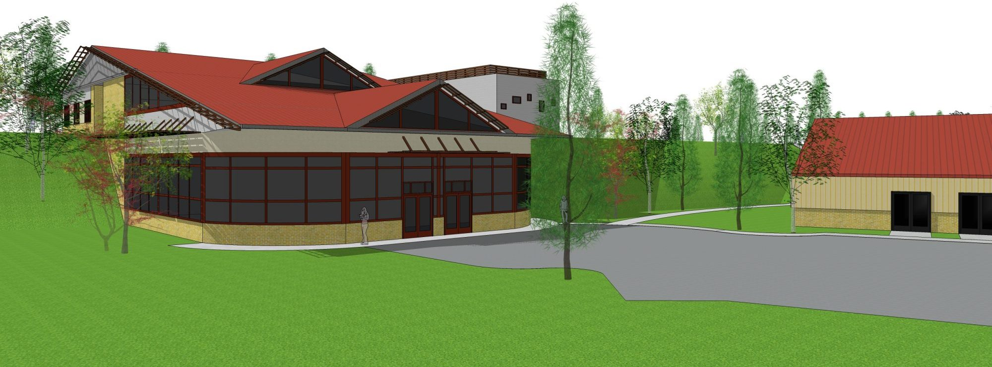 campus development Knoxville private christian school