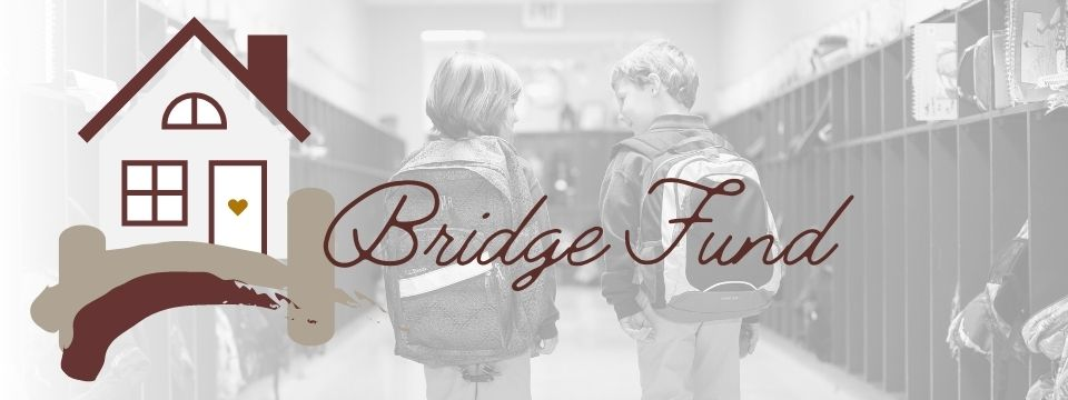 logo for bridge fund