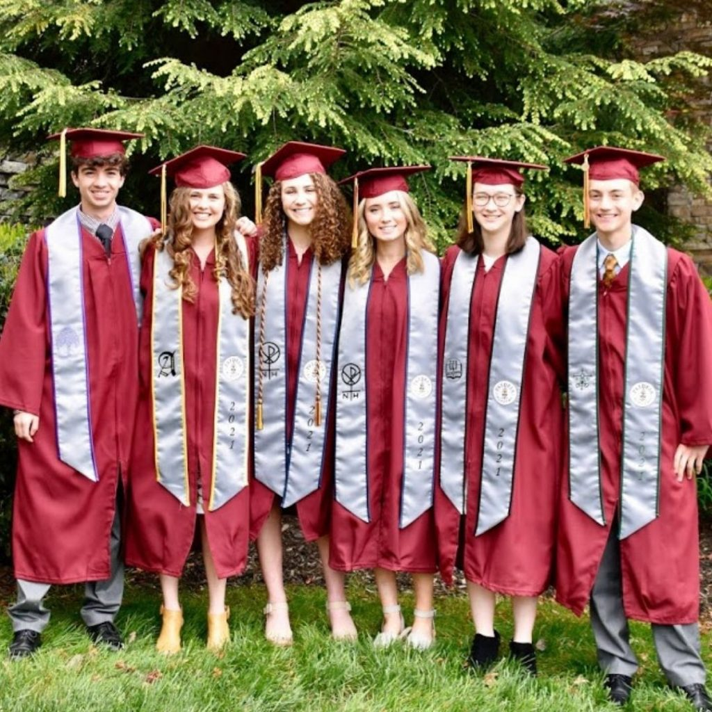 Class of 2021 graduates